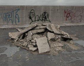 rubble 041 am165 3D