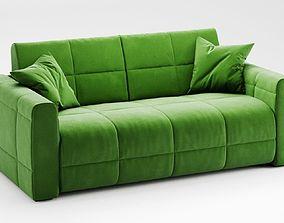 model 3D Gurian Soft Sofa