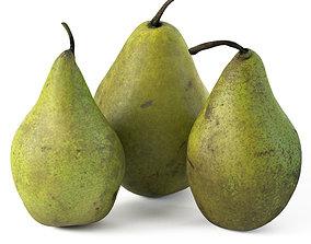 3D model Pears 01