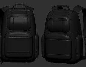 backpack high poly sculpt 3d printable ver 7 3D model 1