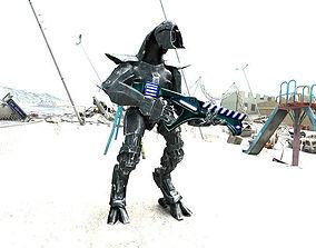 3D asset StormTrooper