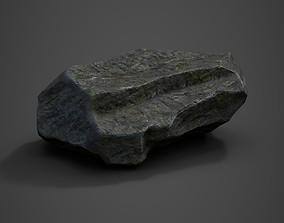 Rock formation 8 3D model