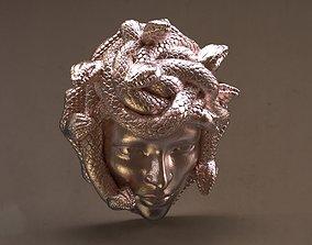 myth 3D printable model GORGON MEDUSA