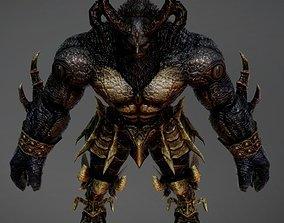 3D model Behemoth