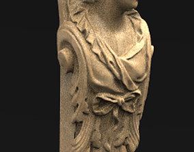 classic Decorative Marble 4 3D STL model