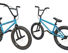 bmx BMX Bike 3D model