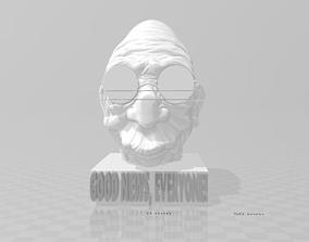 Good News Everyone Professor Hubert J 3D print model 1