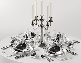 3D table setting 5a
