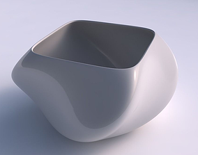 Bowl helix smooth 3D printable model