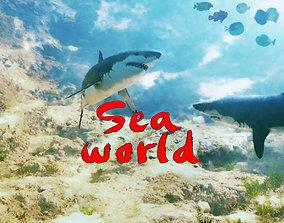 Seaworld 3D asset