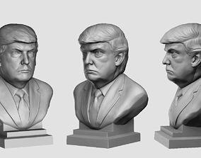 3D print model Trump