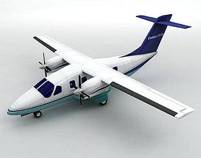 3D model Evektor EV 55 Aircraft