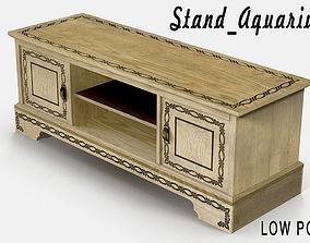 Stand Aquarium 3D model
