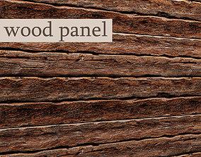 Wood panel 3D 6