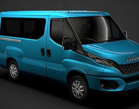 Iveco Daily Window Van L1H1 2020 3D model