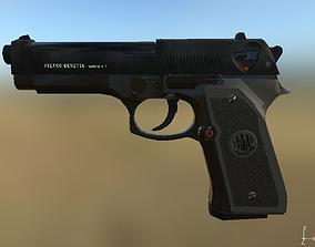 Beretta92 3D model