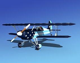 Stolp Starduster SA100 V03 3D model