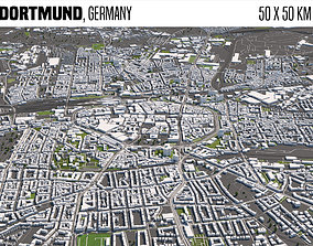 3D Dortmund Germany