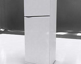 icebox Refrigerator 3D