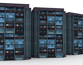 3D Panel House Wikipedia of Russia 01