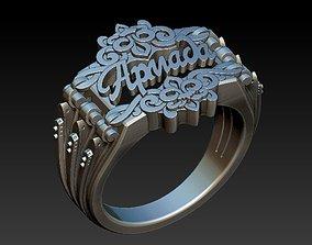 jewelry ring Armada 3D printable model