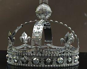 Diamond Crown 3D