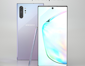 Samsung Galaxy Note 10 and Note 10 Plus 3D