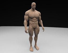 Human Body 3D printable model