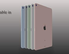 Ipad Air 4 3D model