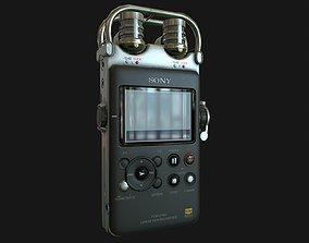 Sony Recorder PCM-D100 3D asset
