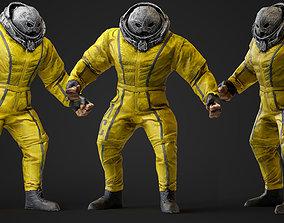 Juggernaut Figure 3D asset