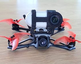Insta360 Go2 TinyHawk Freestyle II 3D printable model 2
