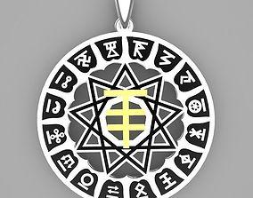 Slavic amulete 3D print model