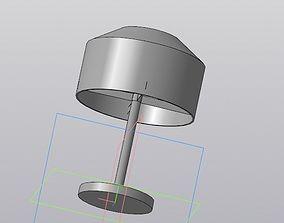 3D print model lamps