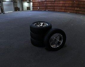 3D model P 215 60 R 15 96 H Tyre