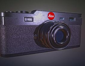 3D asset Old Camera