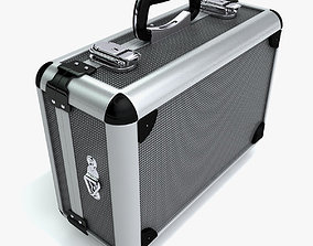 3D model Metal Case