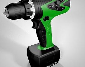 3D electric screwdriver