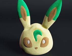 3D leafeon pokemon kids