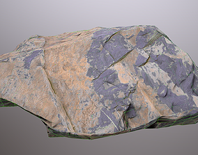 3D model Persian Red Rock