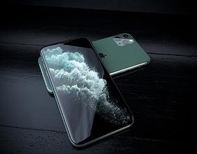 3D asset iPhone 11 PRO