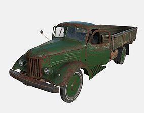 3D model Abandoned Truck 12