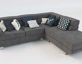 Sofa Ashley 3D model