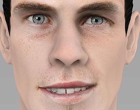 3D Gareth Bale gareth