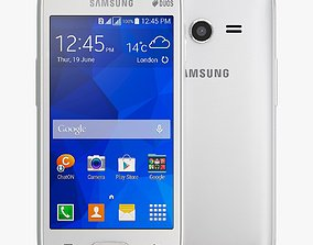 Samsung Galaxy Ace NXT White 3D model