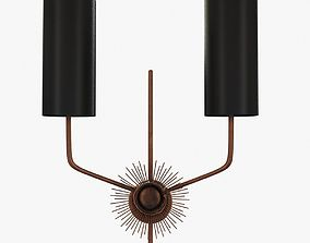 Mr Brown London Astral Wall Lamp 3D model