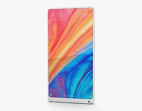 3D Xiaomi Mi Mix 2s White