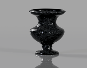 3D printable model Contemporary vase
