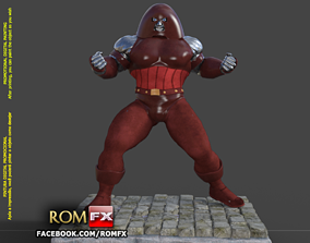Unstoppable Colossus - Might Action Figure 3D print model