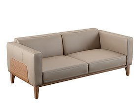3D model Sofa 5353-3P Angel Cerda